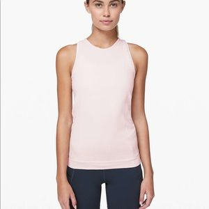 LULULEMON NWOT FOR THE CHILL OF IT ANK